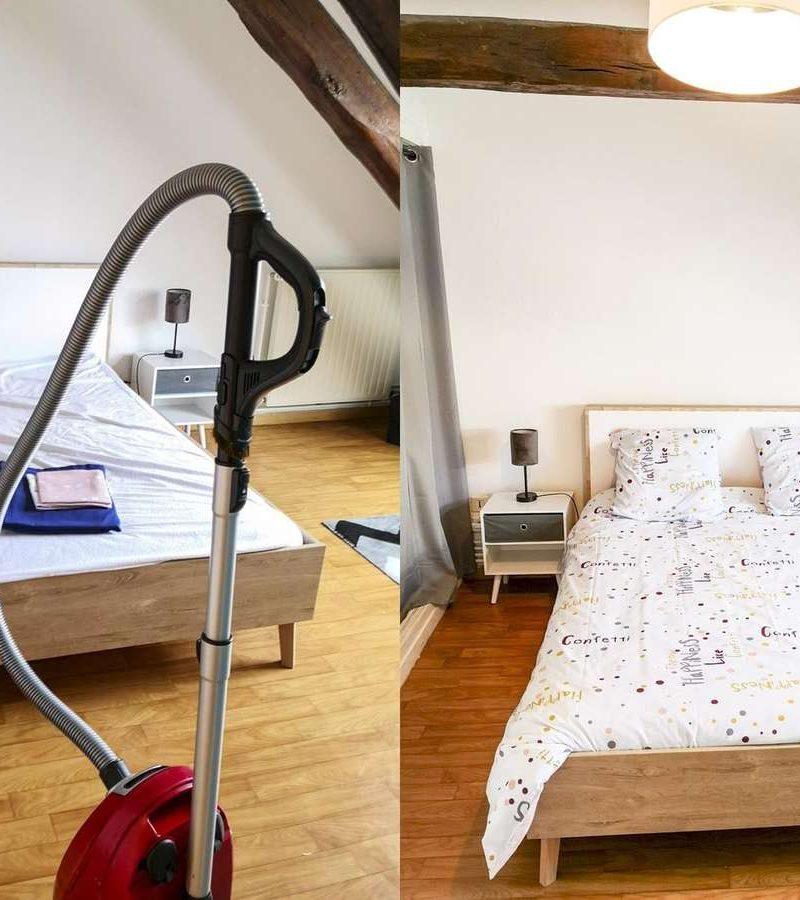 Sylvain Multi-Net – Ménage Chambre